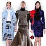 Najlepšie modely z kolekcií predstavených na London Fashion Week – 1. časť