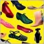 Plastikové topánky, ktoré sa dostali do výberu päťdesiatich topánok, ktoré zmenili svet, kúpite aj v Čechách