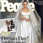 Svadobné šaty Angelina Jolie – 3 cool nápady pre nevesty!