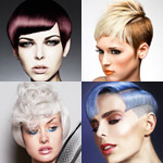 Krátke účesy pre krátke vlasy – 10 nových letných trendov a fotogaléria! b26f732a103