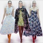 Spoločenské šaty 2015 podľa Dior? Igelit a čipka!