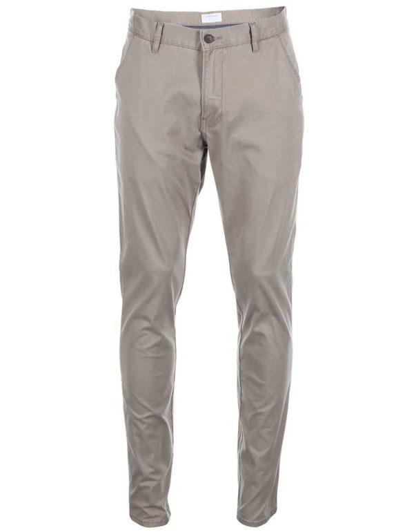 Béžové chino nohavice Lindbergh