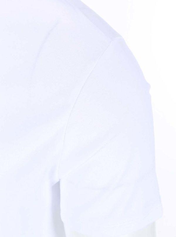 """""""Dobré"""" biele pánske tričko pre Loono"""
