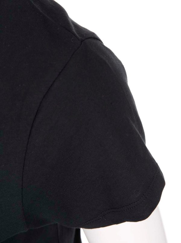 fe89b08f7fbc Čierne dámske tričko s potlačou ZOOT Originál Darker Coffee