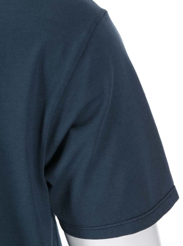 """""""Dobré"""" petrolejové pánske tričko pre OPU a UNHCR"""