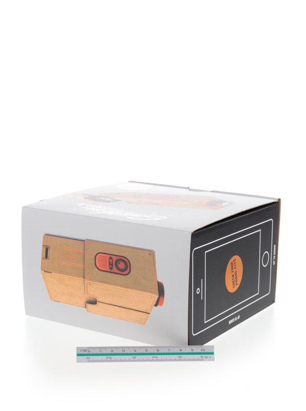 Svetlohnedý projektor na mobil Luckies