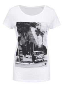 Biele dámske tričko ZOOT Original Travel Traga