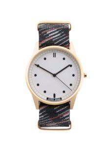 Pánske hodinky v zlatej farbe HYPERGRAND
