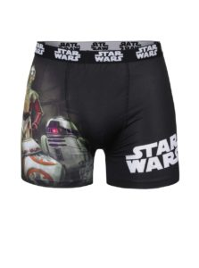 Čierne boxerky Star Wars