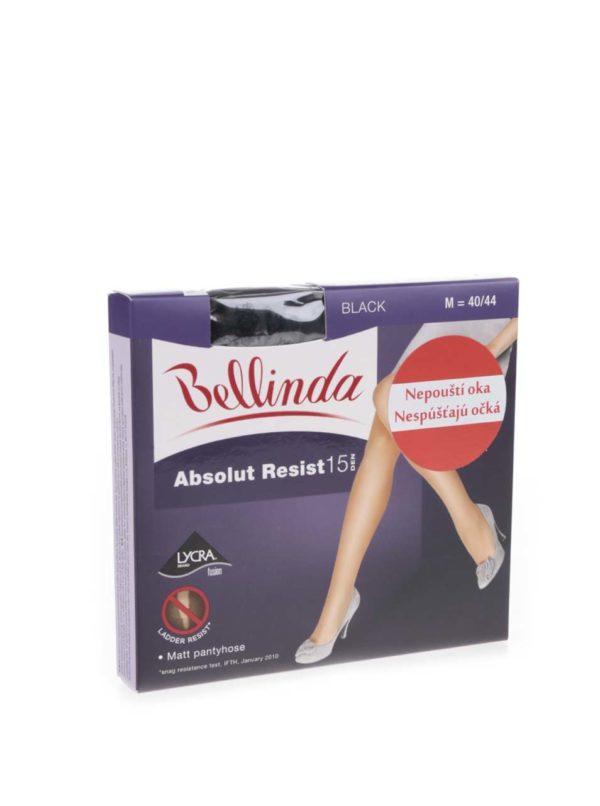 Balenie dvoch extra odolných siloniek v čiernej farbe Bellinda Absolut Resist Pantyhose 15 DEN