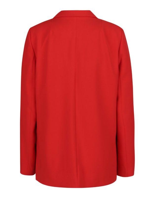 Červené sako Selected Femme Minty