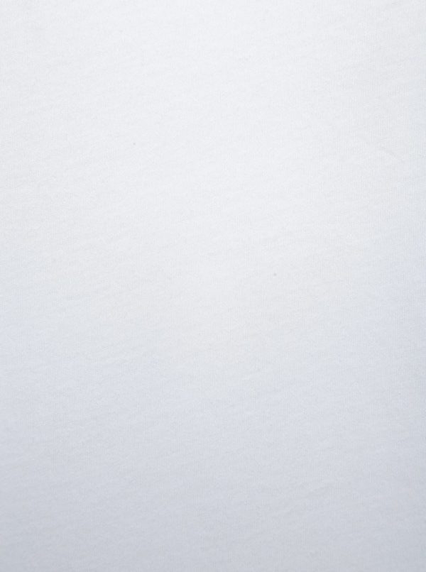 Biele basic tričko Jack & Jones Hugo