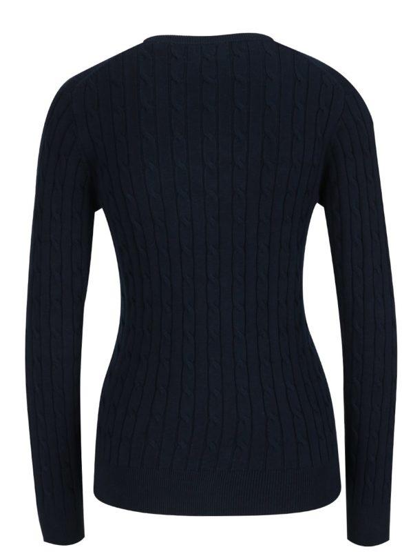 Modrý dámsky sveter GANT
