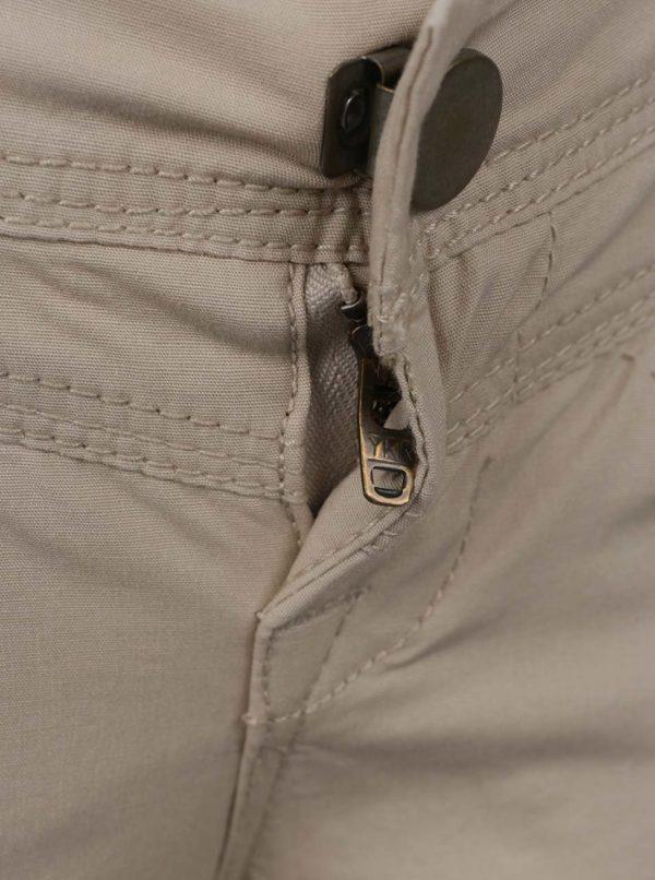 Béžové dievčenské nohavice name it Tenna