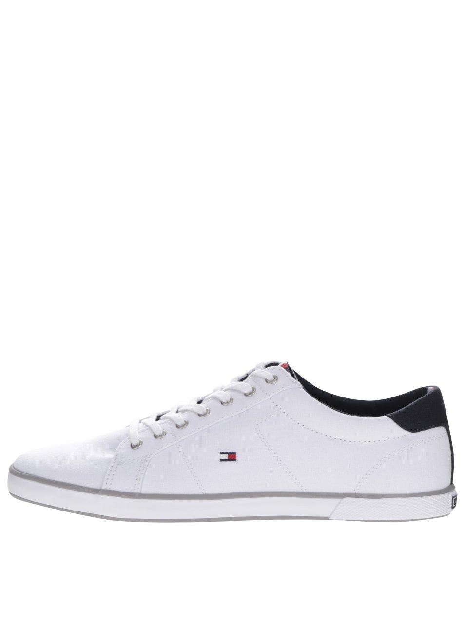 Biele pánske tenisky Tommy Hilfiger  6e828b5aa53