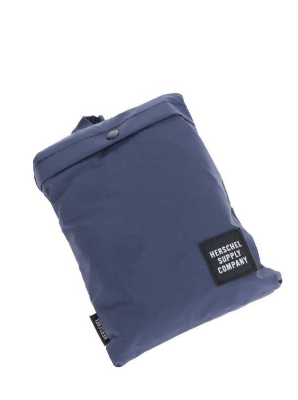 Modrý unisex batoh Herschel Packable 24,5 l