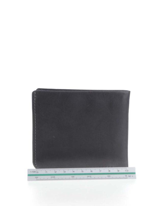 Sivá kožená peňaženka Bellroy