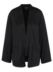 Čierne ľahké sako Miss Selfridge