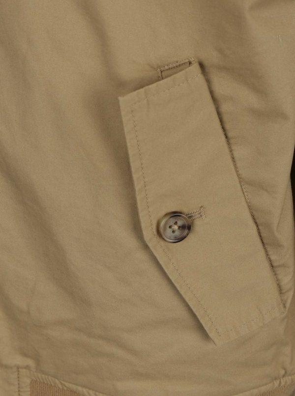 Béžová ľahká bunda Original Penguin Harrington