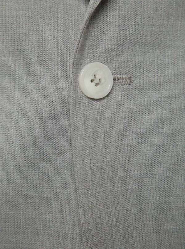 Svetlosivé oblekové sako Selected Homme Done-Summerpeak
