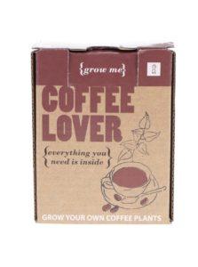 Súprava na vypestovanie kávy Gift Republic Grow it