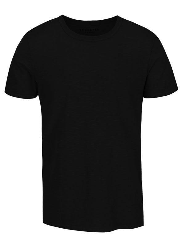 Čierne basic tričko ONLY & SONS Basic