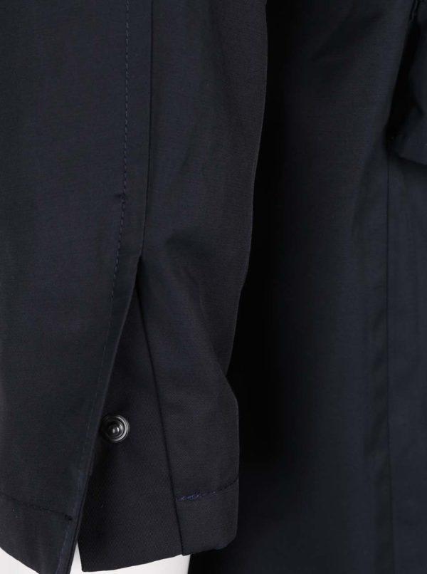 Tmavomodrá bunda Bertoni Allinge