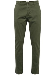 Kaki chino nohavice ONLY & SONS Tarp