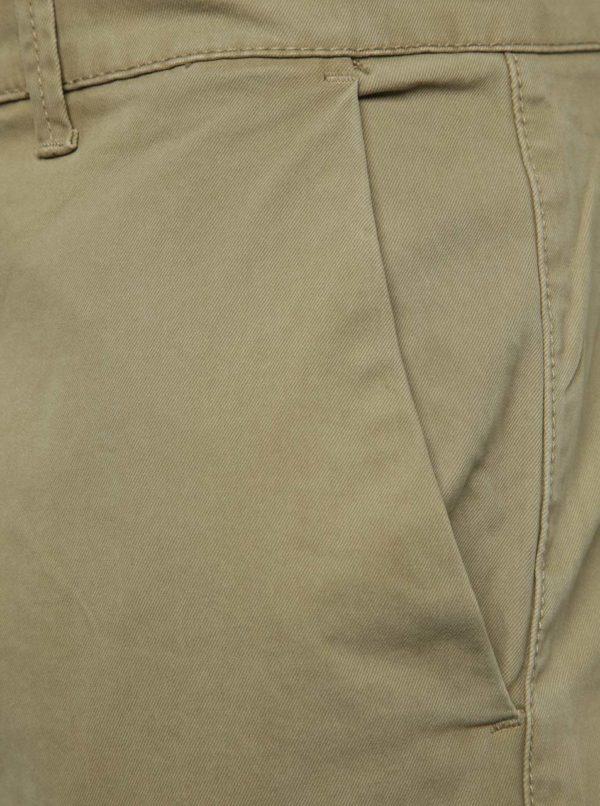 Béžové chino nohavice ONLY & SONS Tarp