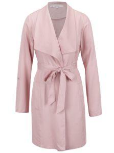 Ružový ľahký kabát Miss Selfridge Petites