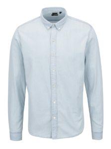 Svetlomodrá rifľová košeľa ONLY & SONS Carlo