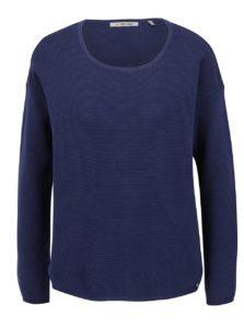 Tmavomodrý sveter Rich & Royal