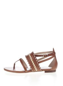 Hnedé dámske sandále ALDO Nadya