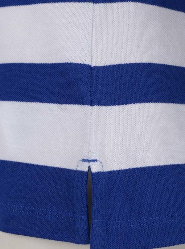 Bielo-modrá dámska polokošeľa Nautica