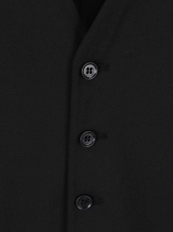 Čierna vesta Selected Homme New One