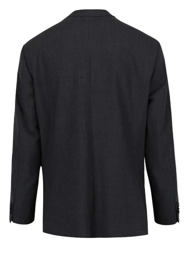 Tmavosivé sako Jack & Jones Premium Wayne