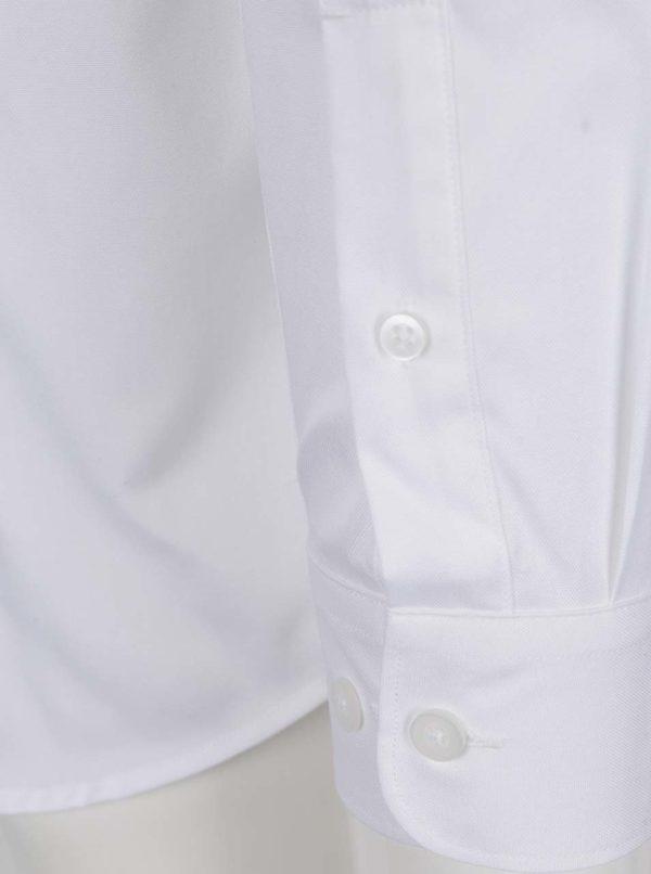 Biela formálna košeľa Selected Homme Done