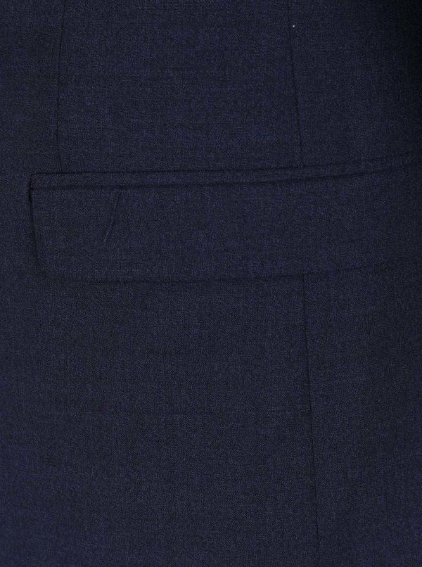 Tmavomodré oblekové sako Selected Homme One