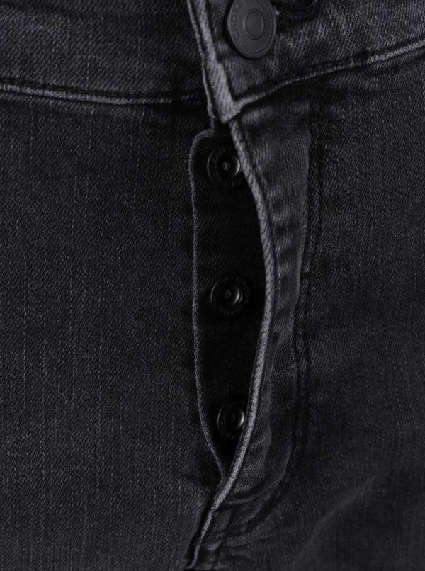 Tmavosivé pánske rifle Cross Jeans Dylan