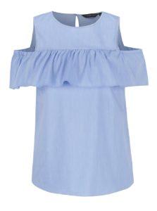 Modrá blúzka Dorothy Perkins