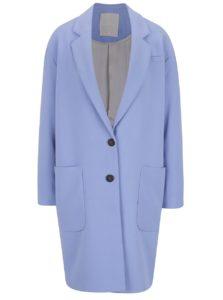 Modrý tenký kabát YAYA