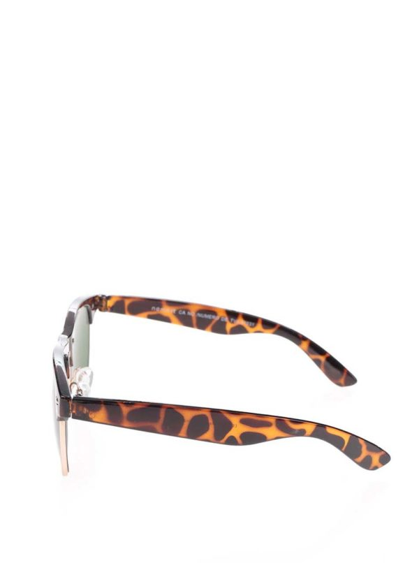 Hnedé chlapčenské slnečné okuliare name it