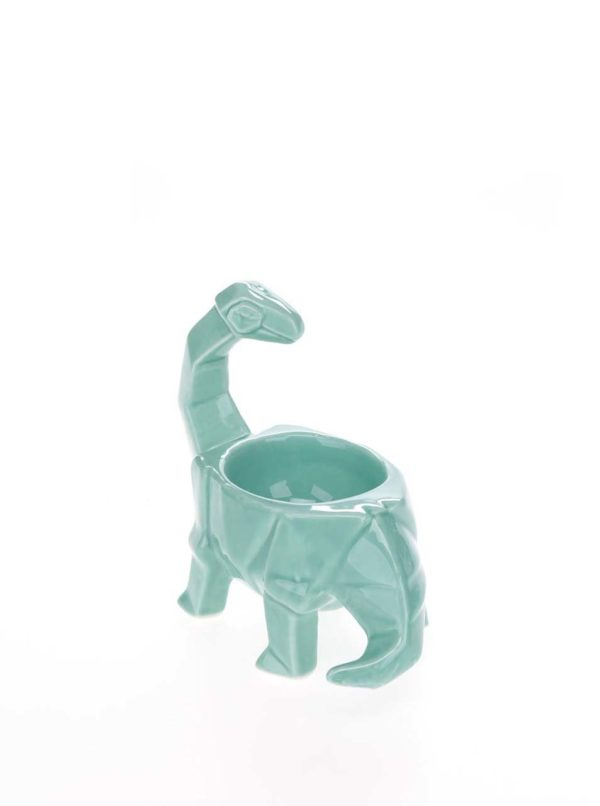 Zelený kalíšok na vajce Disaster Dinosaurus