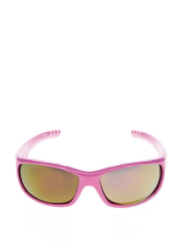 Ružové dievčenské slnečné okuliare Reima Sereno