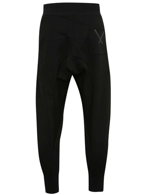 86ddb13acbe7 Čierne pánske tepláky adidas Originals XBYO