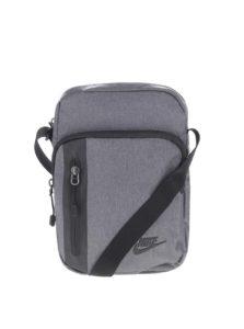 Sivá pánska crossbody taška Nike Core Small