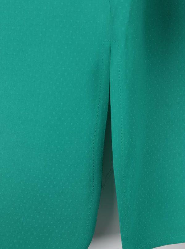 Zelená tunika s jemným vzorom Ulla Popken