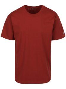 Vínové pánske tričko BUSHMAN Brady