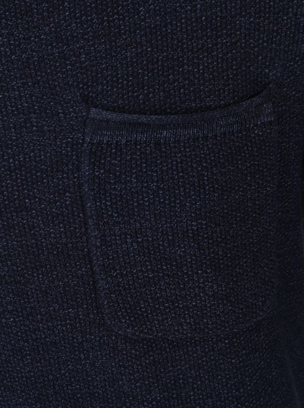 Tmavomodrý sveter Jack & Jones Romero