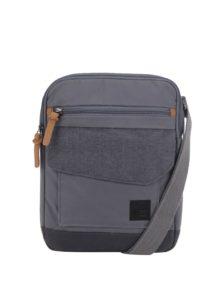 Sivá crossbody taška na tablet Case Logic LoDo